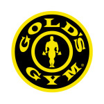 gold gym Logo